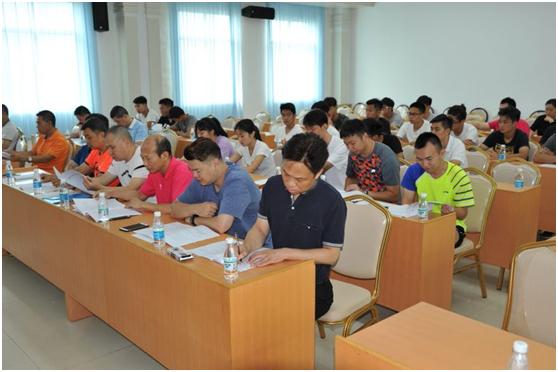 羽毛球协会工作计划_梅州市梅江区羽毛球协会 举行第二届会员大会-